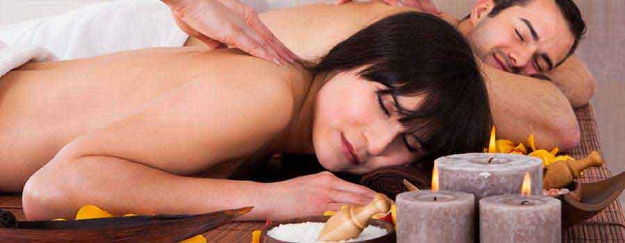 Massaggio di coppia a Roma